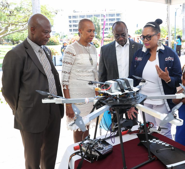 Launch of Emancipation Park Free Wi-Fi - Universal Service Fund (USF)