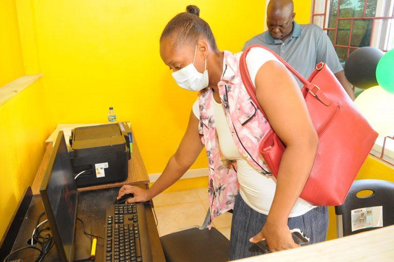 Universal Service Fund Three Hills Public WiFi Hot Spot Launch