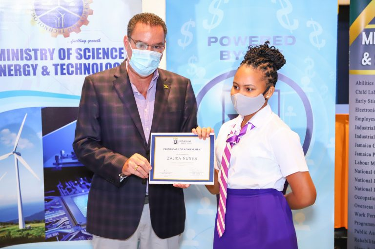 Universal Service Fund - PEP GRANTS & PATH SCHOLARSHIP PRESENTATIONS