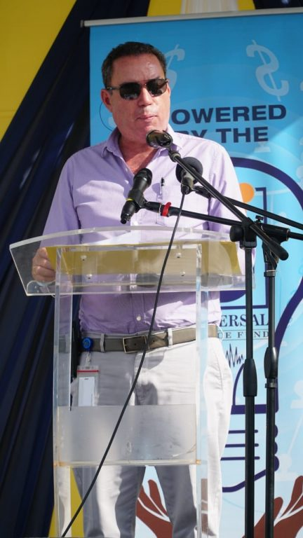 Universal Service Fund - Chapelton Free Public WiFi Launch