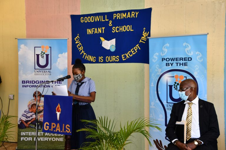 Universal Service Fund Goodwill Primary & Infant CAP Launch